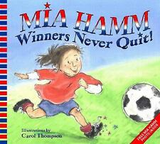 Winners Never Quit!-ExLibrary