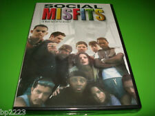 SOCIAL MISFITS  Urban Action DVD Tyrone Tann, Paul Gleason, NEW SEALED, FREE S&H