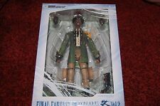 Final Fantasy XIII: Sazh Katzroy Play Arts Kai Action Figure Square Enix NEW