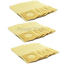 15 X Bolsas para Aspiradora G para Dirt Devil Handy Zip DD150XL DD150Z/T 08130 Hoover UK