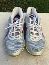 Women's Reebok EasyTone SmoothFit Athletic Workout Shoes Size 9.5 B White