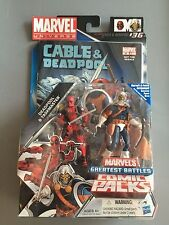 Marvel Universe  DEADPOOL & TASKMASTER  Greatest Battles Comic Packs MIP