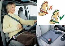 Clippasafe Advanced Bump Belt Maternity Pregnancy Bump Car Seat Belt Baby Safe
