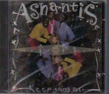 Ashantis-Keep Going On cd album Sealed