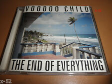 VOODOO CHILD aka MOBY cd RARE the END OF EVERYTHING animal sight Dog Heaven