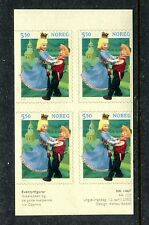 Norway 1329-1330 MNH Fairy Tale Characters– Self Adhesive 2002 x23326