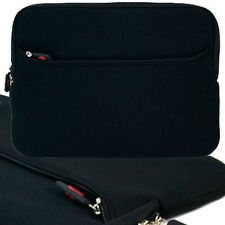 Black Soft Sleeve Pouch Case Front Pocket for Apple iPad 2 3 4th Air Gen 9.7""