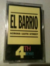 "EL BARRIO ""ACCROSS 110TH STREET 4TH B WAY"