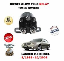 FOR MITSUBISHI LANCER 2.0D DIESEL 1993-2003 NEW GLOW PLUG TIMER RELAY SWITCH