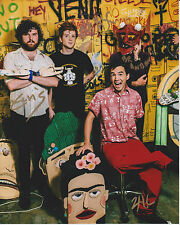 FIDLAR Band SIGNED 8x10 Photo 40 Oz On Repeat Drone