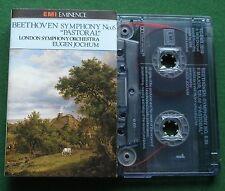 Beethoven Symphony No 6 Pastoral LSO Eugen Jochum Cassette Tape - TESTED