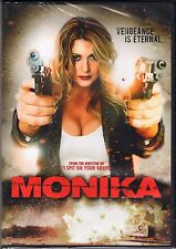 MoniKa (DVD, 2014) Jason Wiles, Cerina Vincent, Jeff Branson, Andrew Howard