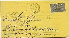 P3450   Grosseto, Massa marittima   numerale a sbarre 1889 Modena