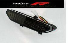 KAWASAKI ZX6 ZX6R ZX6RR GTR GTR1400 SMOKED INTEGRATED INDICATORS TAIL LIGHT 1400