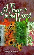 A Year In The Word Reflections From Portals Of Prayer Concordia Rudolph Norden