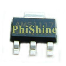 10pcs ams1117-5.0 Power regulator IC linear regulator Ldo 5v sot-223