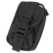 Condor MA45 BLACK MOLLE iPod iTouch iPhone Phone GPS Camera Pouch Holster Bag