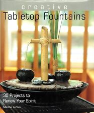 TABLETOP FOUNTAINS interior design architecture panda mosaic bamboo copper