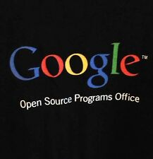 "VTG GOOGLE T-Shirt Open ""May the Source be with you"" Programs Office Womens 2XL"