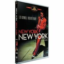 DVD *** NEW YORK NEW YORK ** Robert de Niro, L Minnelli