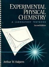 Experimental Physical Chemistry: A Laboratory Textbook (2nd Edition)-ExLibrary