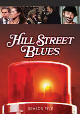 HILL STREET BLUES: SEASON FIVE (NEW DVD)