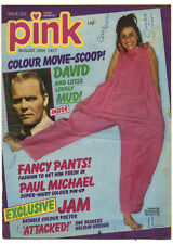 PINK Magazine No 227 August 20, 1977 The Jam David Soul Paul Michael Bryan Ferry