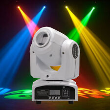 30W RGBW Beam LED Moving Head Stage Light DMX512 Disco DJ Bar Party Lighting