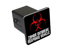 Zombie Outbreak Response Vehicle - Tow Trailer Hitch Cover Plug Truck