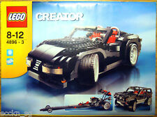 LEGO CREATOR 4896 Roaring Roadster * Good Condition, Used *