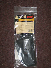 """Uncle Mikes Inside Pant Holster Right Hand Black 4.5-5"""" Medium Auto 7605-1 Nylon"""