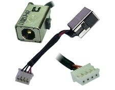 HP mini 210 series DC Jack Power Socket Port 4.5cm Cable Harness Connector Wire