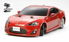 Tamiya 1:10 RC XB Pro RTR Toyota GT86 Drift - TT-01D/E 57851 finito costruito