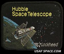 HUBBLE SPACE TELESCOPE -Lockheed NASA JPL- ORIGINAL Non-Commercial MISSION PATCH