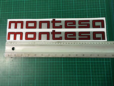 Montesa Cota 315R, 315 R Frame Decals / Stickers