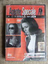 Agente Speciale The Avengers n.4 black & wite  DVD editoriale
