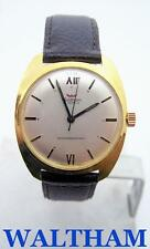 Vintage Swiss WALTHAM 17 Jewels Winding Watch c.1969 EXLNT* SERVICED