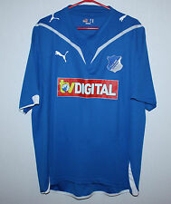 TSG 1899 Hoffenheim Germany home shirt 08/10 Puma