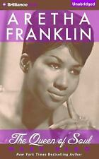 Aretha Franklin : The Queen of Soul by Mark Bego (2015, CD, Unabridged)