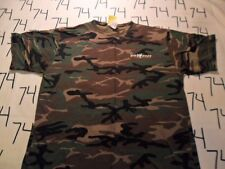 Fits Big For A Small- The Beer Hunter Camo Big Dog T- Shirt