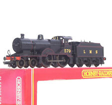HORNBY R2099A OO SCALE - LMS BLACK LINED LIVERY 4-4-0 CLASS 2P LOCOMOTIVE No.579