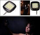 Universal Mini 16LED Flash Fill Light Selfie Night Photo For Phone iPhone 6s LG