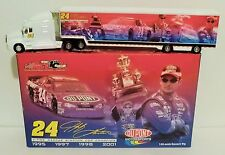 Jeff Gordon #24 Dupont '4 Time Winston Cup Champion' 2002 1/64 Action Transporte