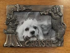 "Novelty 5"" x 3.5"" Dog Frame"