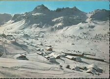 Alte Postkarte - Schiparadies Wattener Lizum