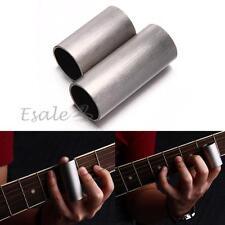 2 x Médiator Plectre à Doigt Glisser Cadeau pour Guitare Électrique Basse