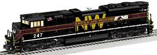 LIONEL 6-28345  NORFOLK & WESTERN NS HERITAGE LEGACY SD70ACE #247 PLUS CABOOSE