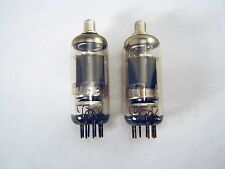 2 Pcs NOS National 7235 - high voltage triode audio radio amplifier Tubes NIB
