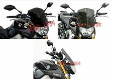 CUPOLINO TOURING GEN-X DARK SMOKE YAMAHA MT-09 900 2013 2014 YX161DS