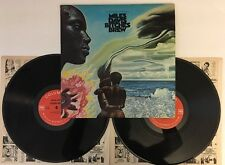 Miles Davis - Bitches Brew - 1970 1st Press Vinyl LP 2-Eye GP 26 Near Mint (NM)